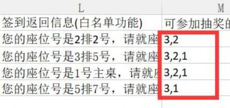 微久信现场微信大屏幕分组抽奖升级,员工可以按不同级别组别进行分类抽奖啦!